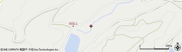 大分県国東市国見町向田624周辺の地図