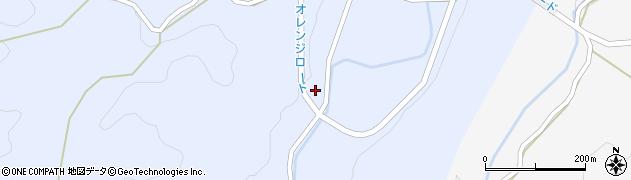 大分県国東市国見町岐部5838周辺の地図
