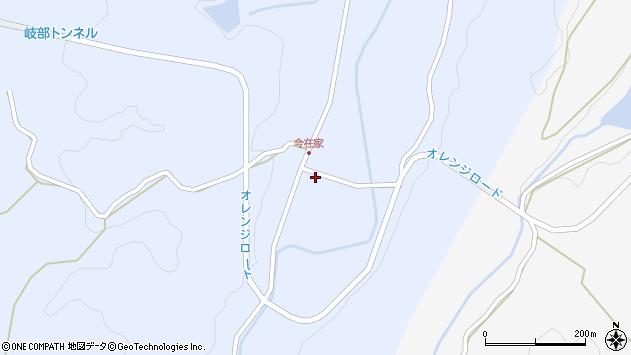大分県国東市国見町岐部4563周辺の地図