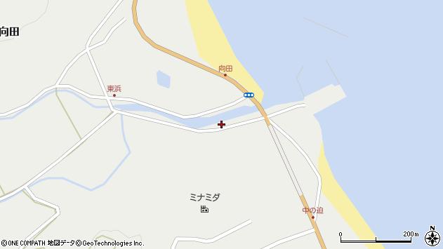大分県国東市国見町向田1281周辺の地図