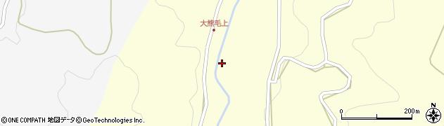 大分県国東市国見町大熊毛1105周辺の地図