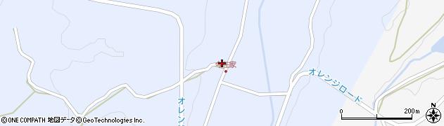 大分県国東市国見町岐部4554周辺の地図