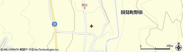 大分県国東市国見町野田947周辺の地図