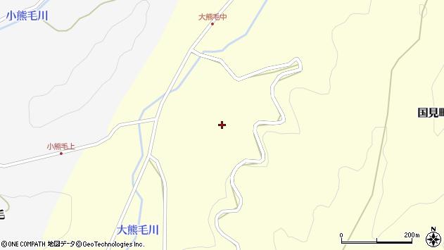 大分県国東市国見町大熊毛1910周辺の地図