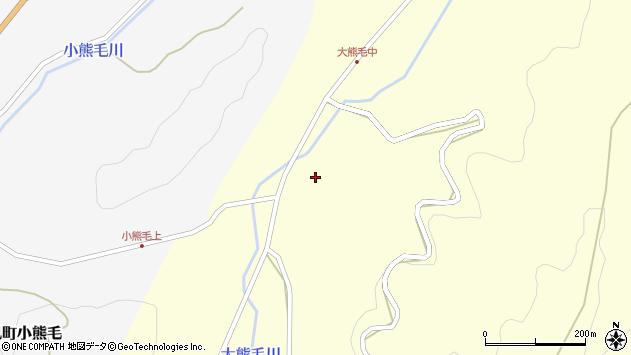大分県国東市国見町大熊毛1813周辺の地図