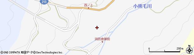 大分県国東市国見町小熊毛2130周辺の地図