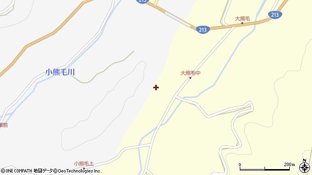 大分県国東市国見町大熊毛379周辺の地図