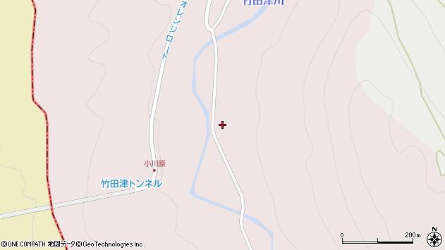 大分県国東市国見町竹田津449周辺の地図