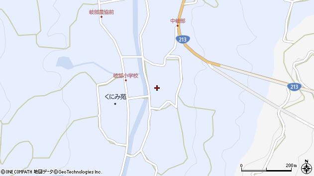 大分県国東市国見町岐部3270周辺の地図