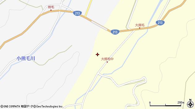 大分県国東市国見町大熊毛365周辺の地図