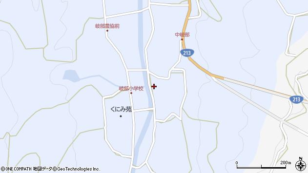 大分県国東市国見町岐部3261周辺の地図