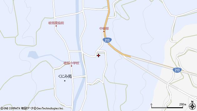 大分県国東市国見町岐部3186周辺の地図