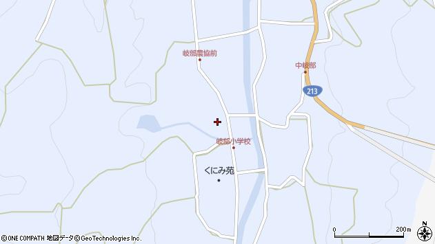 大分県国東市国見町岐部3723周辺の地図