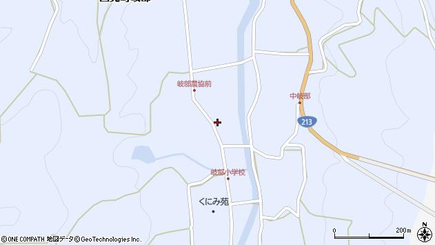 大分県国東市国見町岐部3688周辺の地図