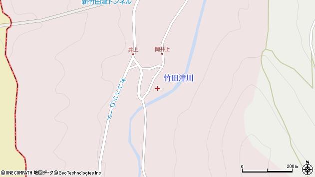 大分県国東市国見町竹田津1264周辺の地図