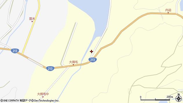 大分県国東市国見町大熊毛2090周辺の地図