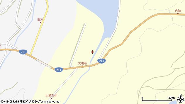 大分県国東市国見町大熊毛32周辺の地図