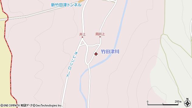 大分県国東市国見町竹田津1144周辺の地図