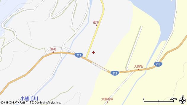 大分県国東市国見町小熊毛101周辺の地図