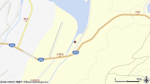 大分県国東市国見町大熊毛2094周辺の地図