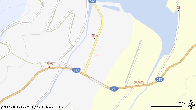 大分県国東市国見町小熊毛65周辺の地図