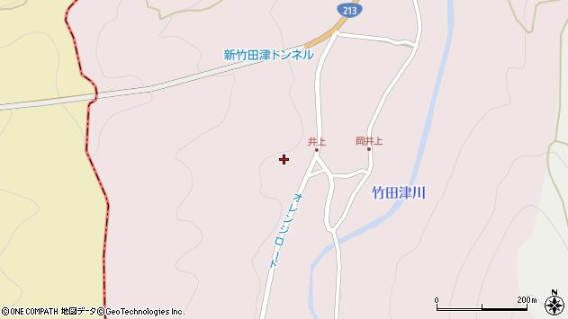 大分県国東市国見町竹田津2020周辺の地図