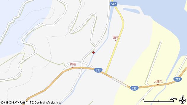 大分県国東市国見町小熊毛91周辺の地図
