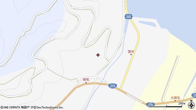 大分県国東市国見町小熊毛2679周辺の地図