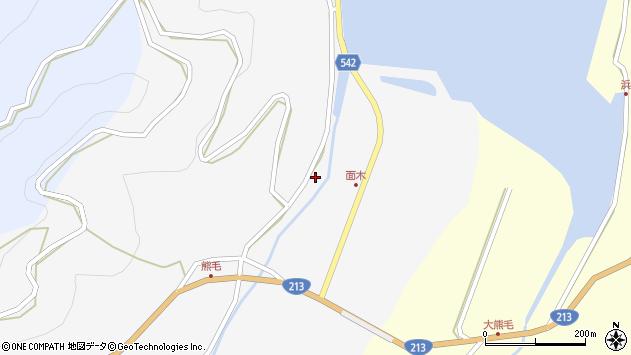 大分県国東市国見町小熊毛2695周辺の地図