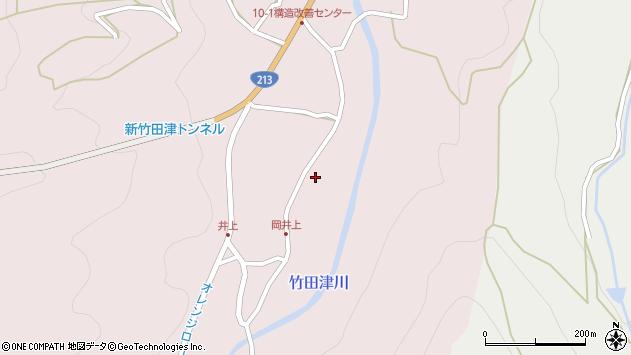 大分県国東市国見町竹田津1169周辺の地図