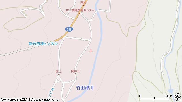 大分県国東市国見町竹田津1179周辺の地図