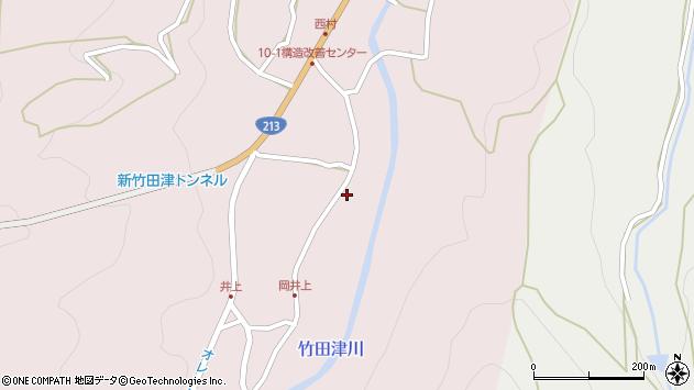 大分県国東市国見町竹田津1182周辺の地図