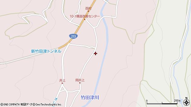 大分県国東市国見町竹田津1184周辺の地図