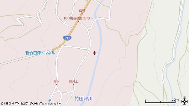大分県国東市国見町竹田津1113周辺の地図