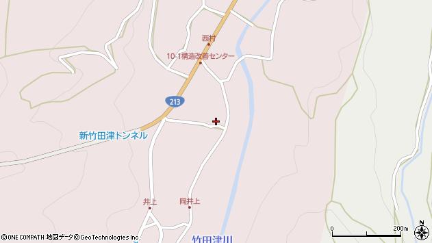 大分県国東市国見町竹田津1250周辺の地図