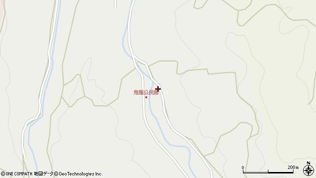 大分県国東市国見町鬼籠1491周辺の地図