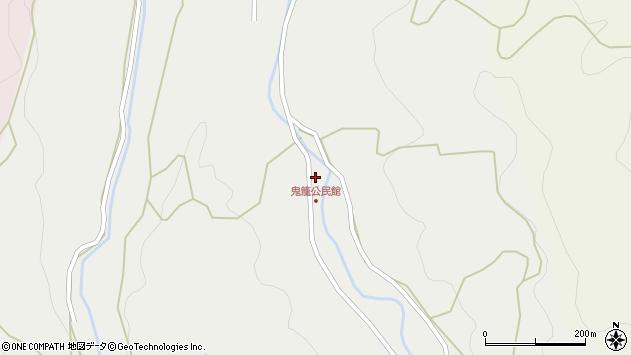 大分県国東市国見町鬼籠594周辺の地図