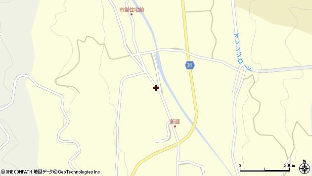 大分県国東市国見町野田2780周辺の地図