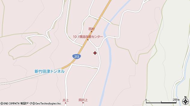 大分県国東市国見町竹田津1205周辺の地図