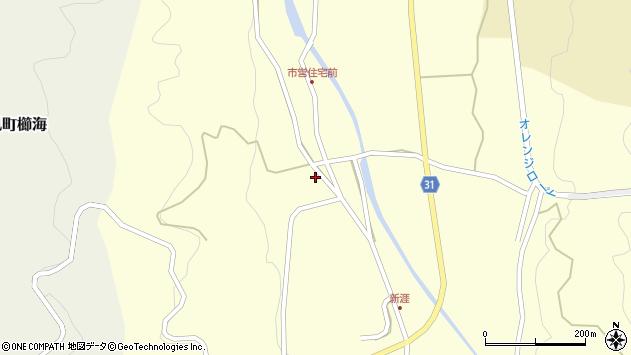 大分県国東市国見町野田2376周辺の地図