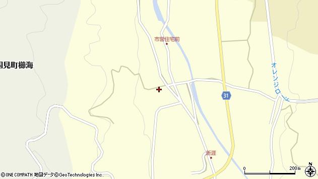 大分県国東市国見町野田2372周辺の地図
