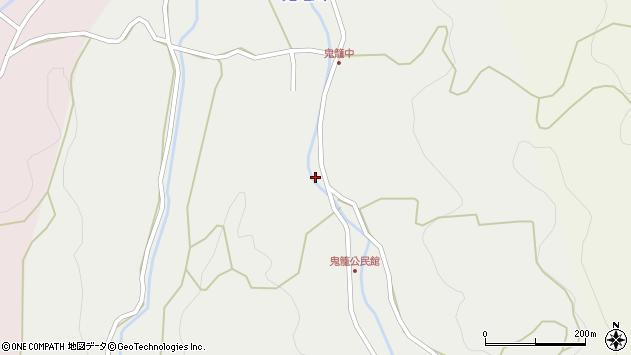 大分県国東市国見町鬼籠1560周辺の地図