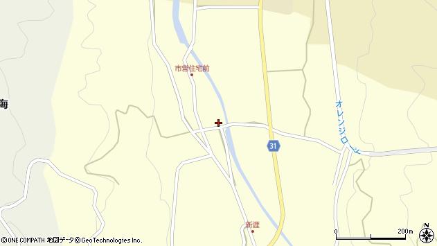 大分県国東市国見町野田2542周辺の地図