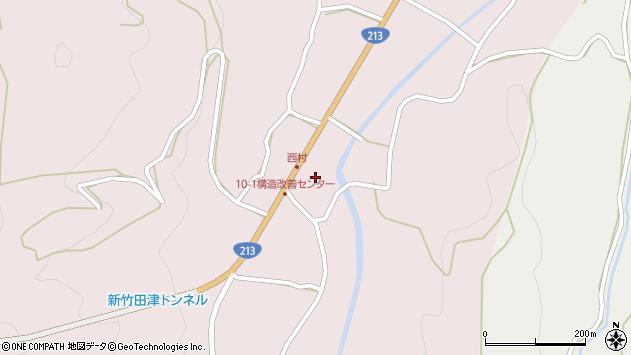 大分県国東市国見町竹田津1069周辺の地図