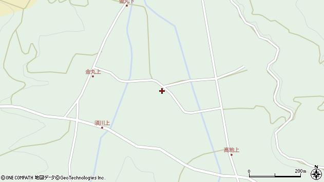 大分県国東市国見町櫛来1461周辺の地図