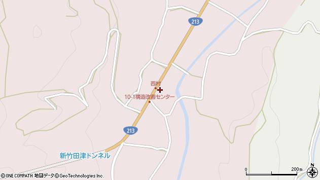 大分県国東市国見町竹田津1070周辺の地図