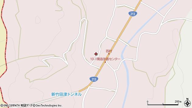 大分県国東市国見町竹田津2343周辺の地図