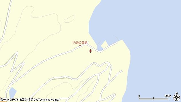 大分県国東市国見町大熊毛2556周辺の地図