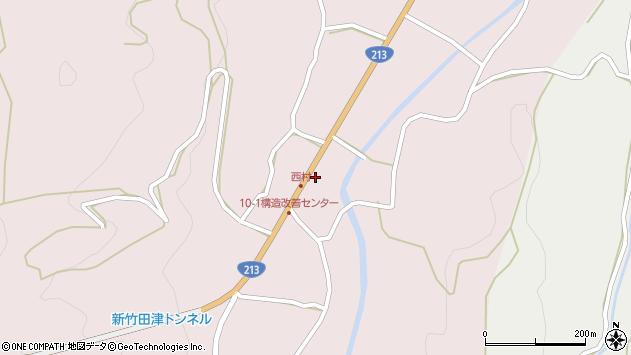 大分県国東市国見町竹田津1065周辺の地図