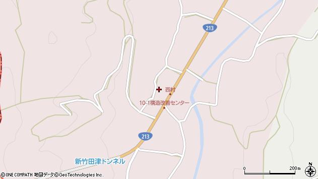 大分県国東市国見町竹田津1072周辺の地図